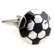 Novelty Football Cufflinks